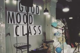THE GOOD MOOD CLASS Lyon : (t'as pas perdu ta…) bonne humeur meur meur