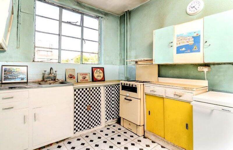 Londres: une maison Art déco restée dans son jus