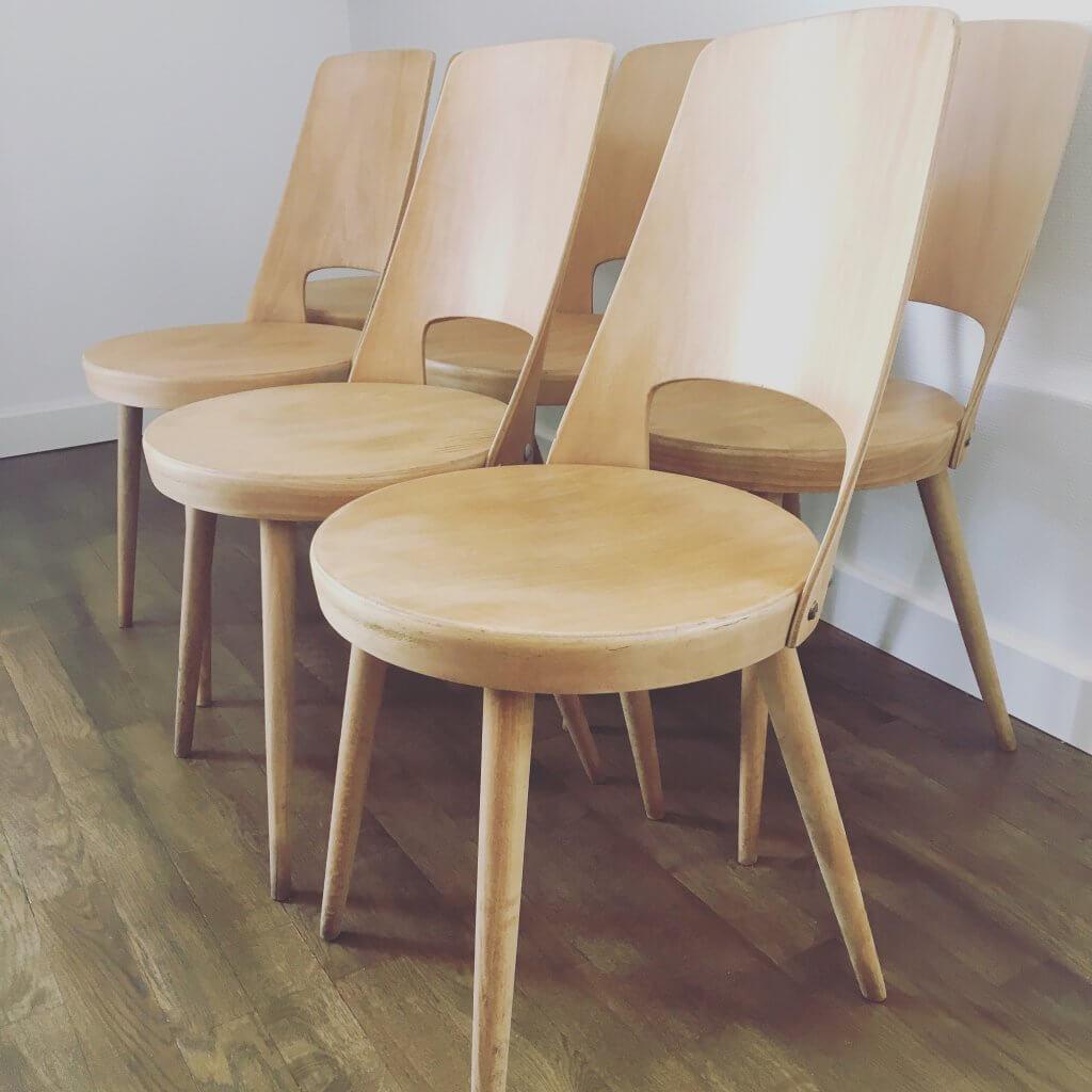 chaise mod le mondor baumann. Black Bedroom Furniture Sets. Home Design Ideas